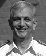 Vice Admiral Pradeep Chauhan (retd)