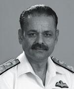 Vice Admiral Shekhar Sinha (retd)