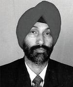 Lt Gen. Balli Pawar (retd)