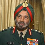 GENERAL J.J. SINGH PVSM, AVSM, VSM, ADC Governor, Arunachal Pradesh and former Chief of Army Staff (2006)