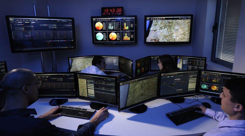 Cyberbit training simulator