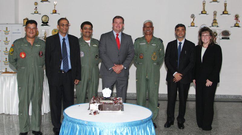 Mahindra, Lockheed open Hercules training centre at Hindon air base