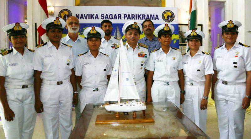 All Women Team to Circumnavigate the Globe