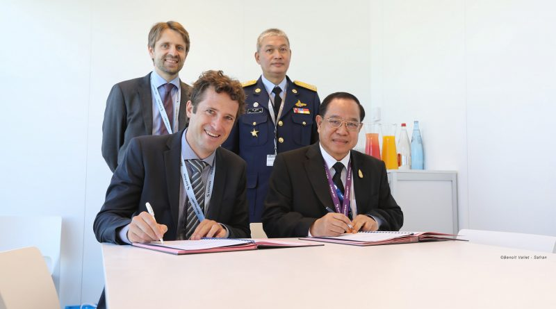 Safran Helicopter Engines - MoU TAI support Thailand