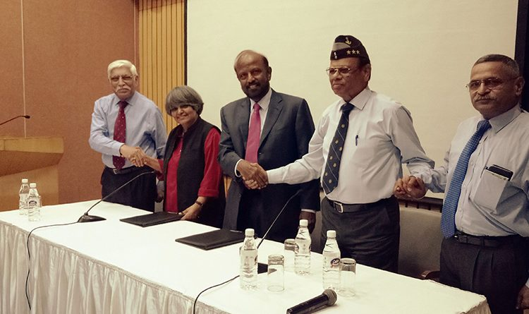 Shiv Nadar University Inks MoU with CENJOWS