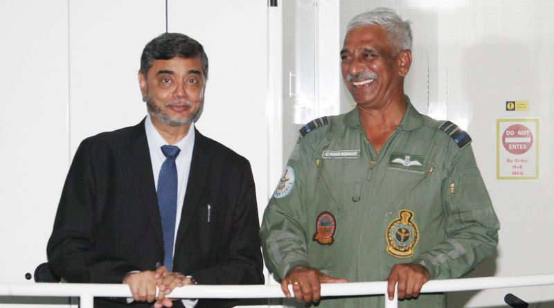 Air Marshal C Hari Kumar