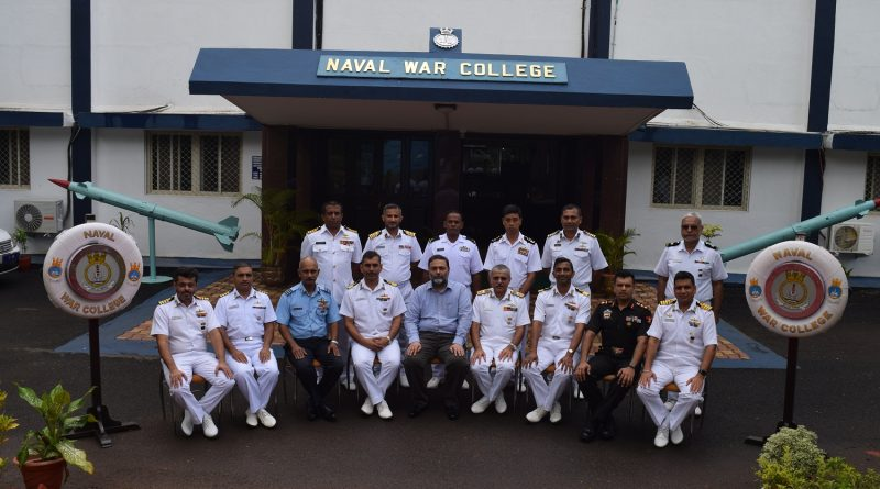 Indian Naval War College rolls out second international course on Maritime Security