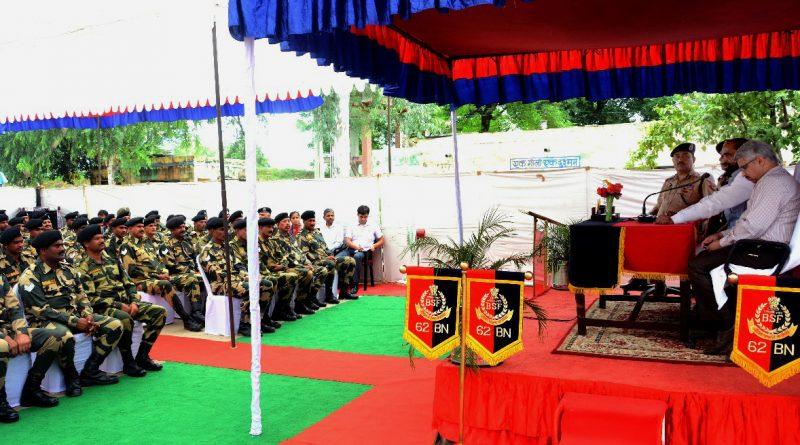 MoS Home reviews operational preparedness on Indo-Pak border