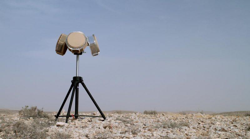 RADA's Multi-Mission Hemispheric Radar (MHR) Selected by the US Military