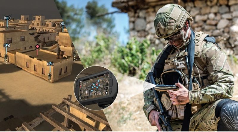 Elbit Systems Unveils SmarTrack: a Situational Awareness System for Dismounted Forces in GPS Denied Environments