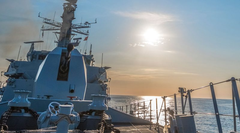 Royal Navy complete first-of-class firings of Sea Ceptor