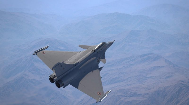 Rafale International together with the GIFAS and the Nouvelle-Aquitaine Regional Council commits to 'Make in India'