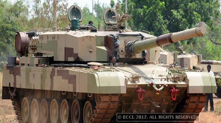 Arjun Tank