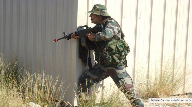 IAF Garud Commando