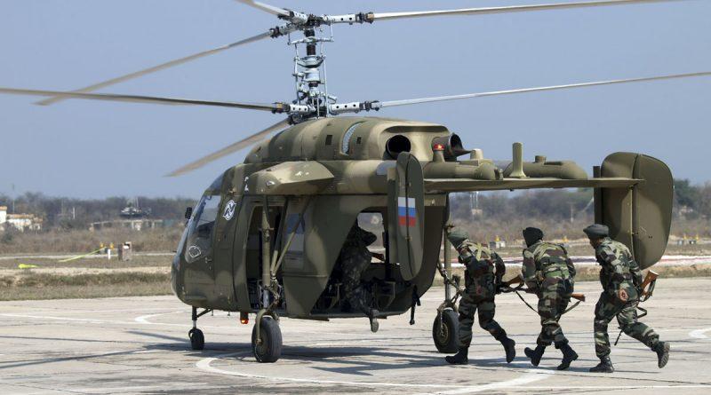 Ka-226T India