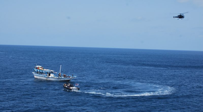 Indian Navy Foils Piracy Attempt in Gulf of Aden