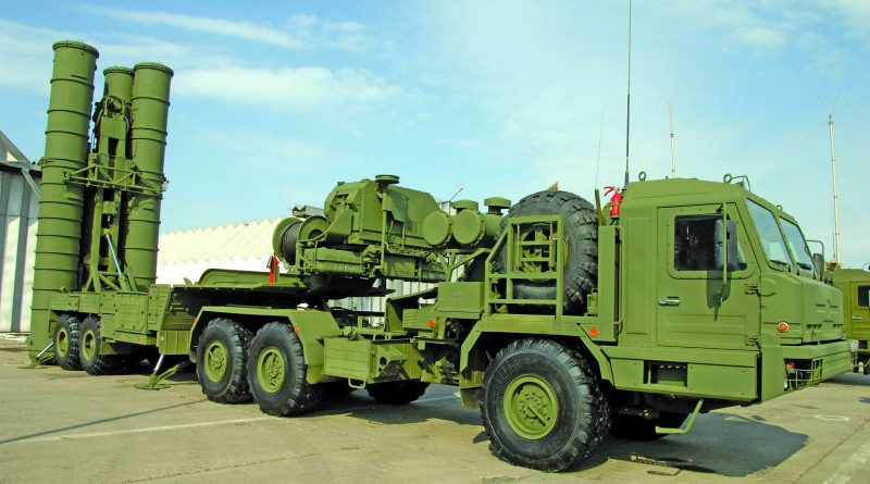 System S-400