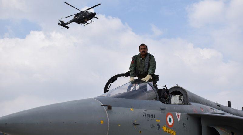 Air Marshal RKS Bhadauria Reposes Faith in Tejas by Undertaking Solo Flight