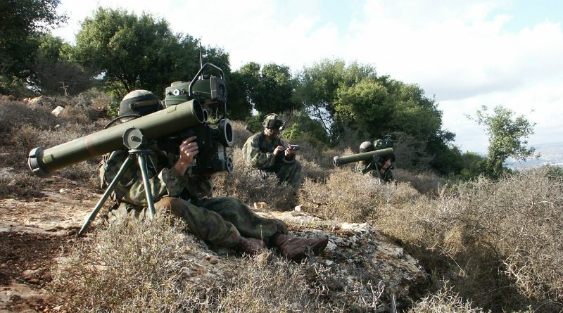 India Scraps USD 500 Million Spike ATGM Deal with Israel