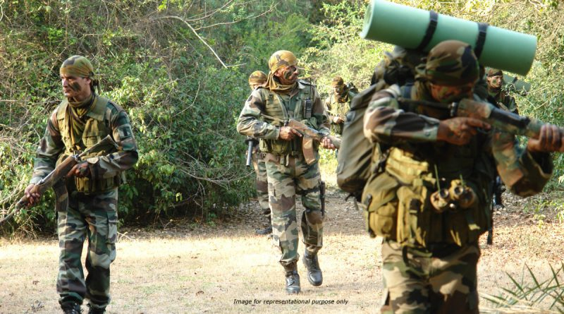 First India-Myanmar Bilateral Military Exercise Being Held in Meghalaya