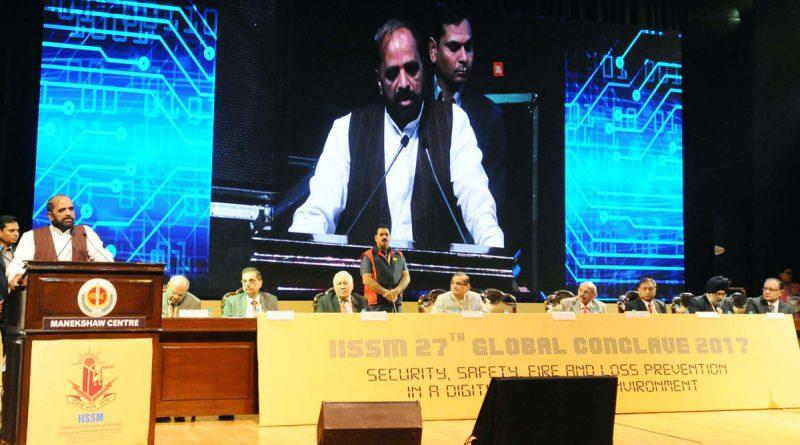 MoS Home, Hansraj Ahir says training, capacity building integral parts of security