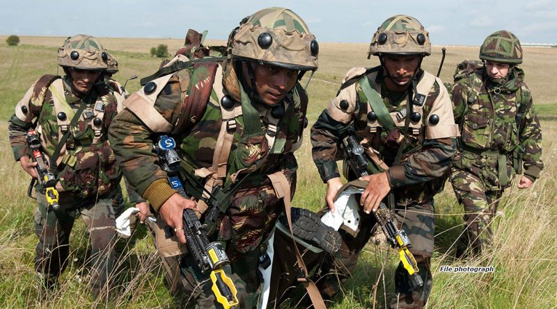 Indo-UK Joint Exercise to be held in Bikaner