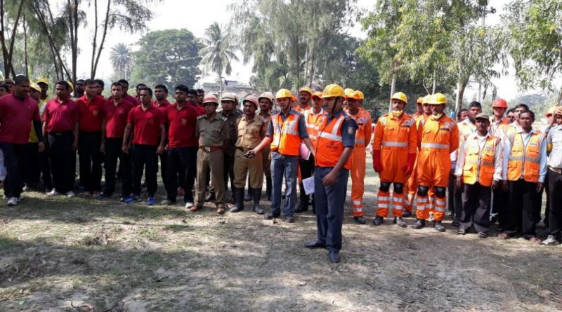 Mock Tsunami Exercise Conducted Simultaneously in 35 Coastal Districts