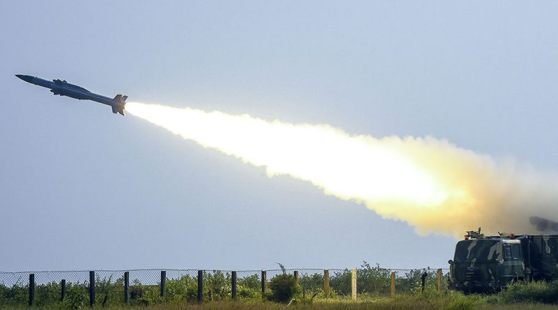 India Successfully Test-Fires Akash with Indigenous Radio Frequency Seeker