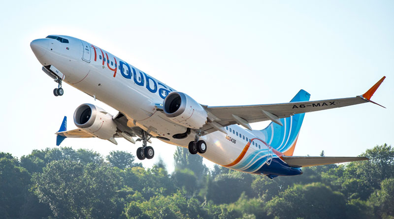Boeing and flydubai Finalize Order for 175 737 MAX Airplanes