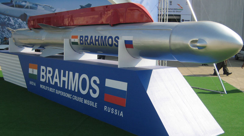 Defence Minister Awards ToT to Solar Group for Mass Production of Propellant Booster for BrahMos