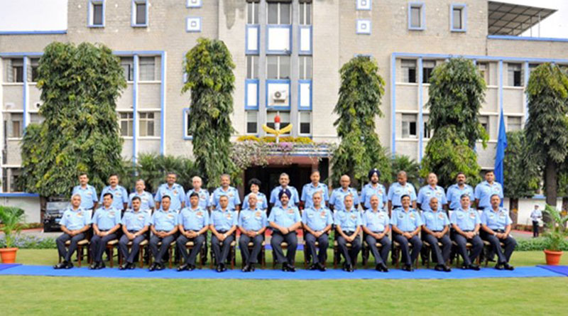 CAS addresses Commanders of Training Command during Commanders' Conference