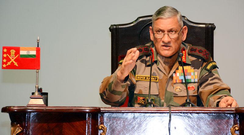 Will Call Pakistan's Nuclear Bluff: Chief of Army Staff General Bipin Rawat