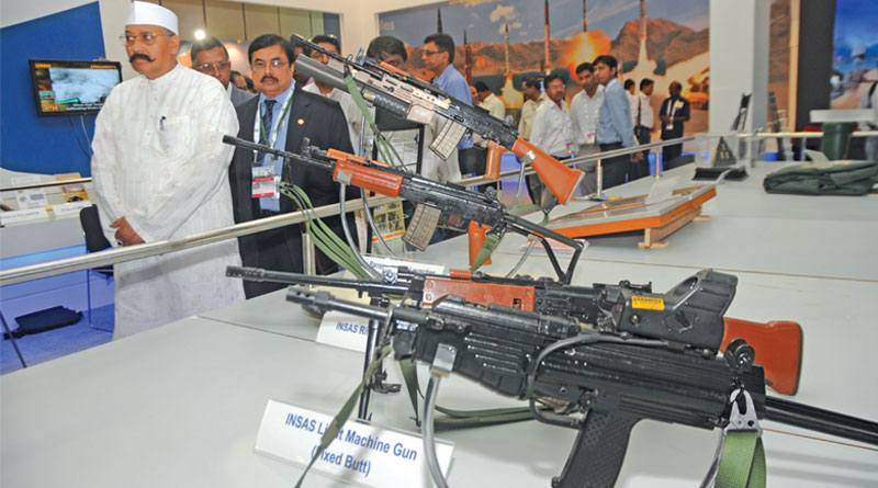 DAC Clears Procurement of 72,400 Assault Rifles and 93,895 CQB Carbines