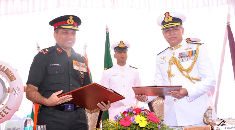 INS Vikramaditya Formally Affiliated to Bihar Regiment and No. 6 Squadron