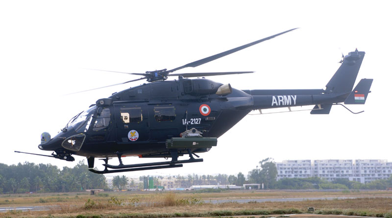 Indigenous Helicopter Rudra's Maiden Appearance In Republic Day Parade