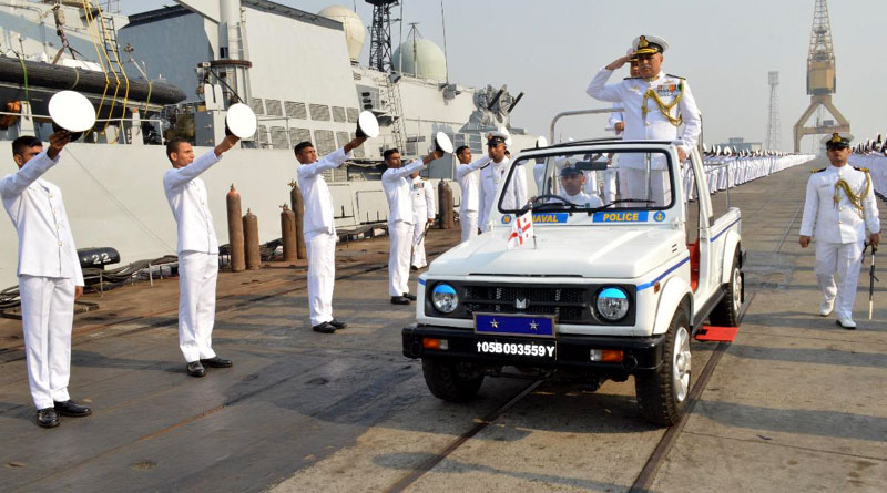Rear Admiral MA Hampiholi is New Western Fleet Commander