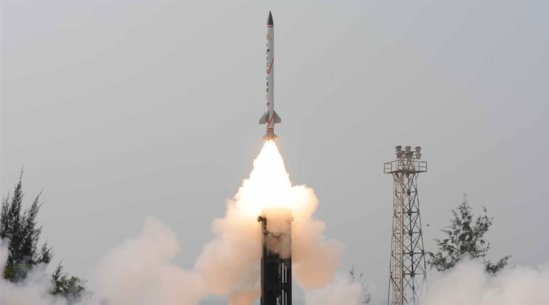 India Successfully Tests Supersonic Interceptor Ballistic Missile
