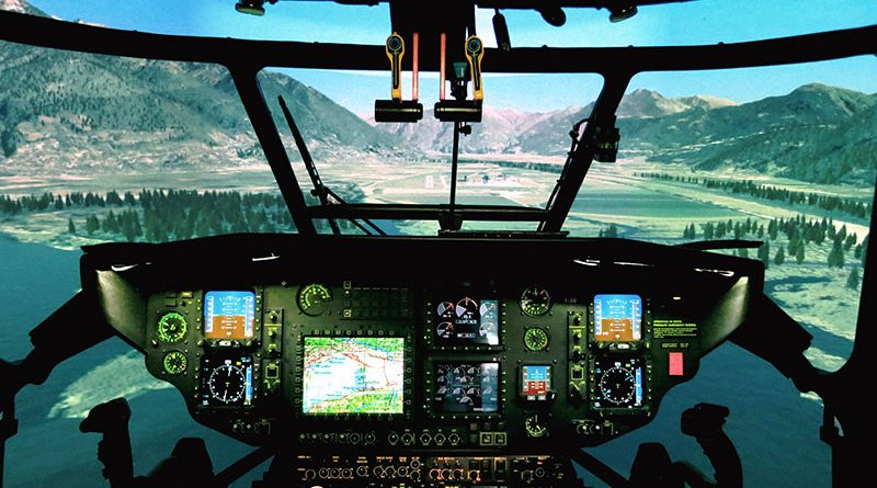 Thales Delivered Helicopter Upgrades to the Swiss Air Force