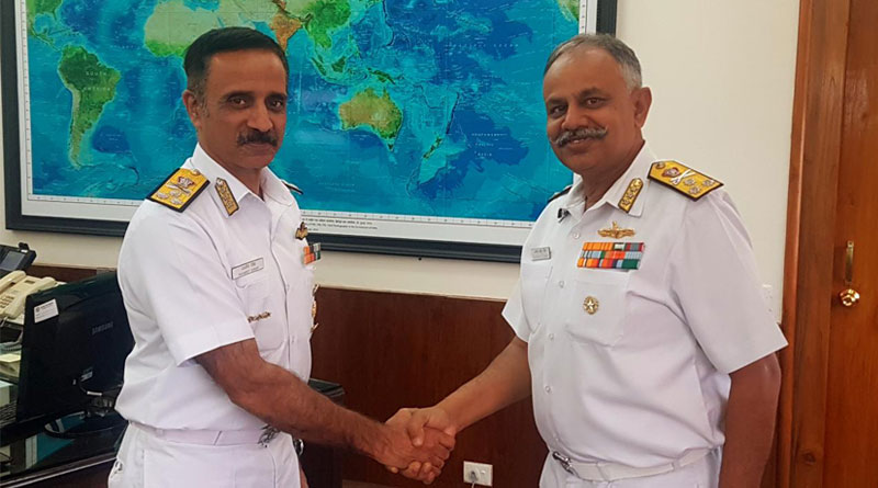 Vice Admiral AB Singh is New Chief Of Staff at Western Naval Command