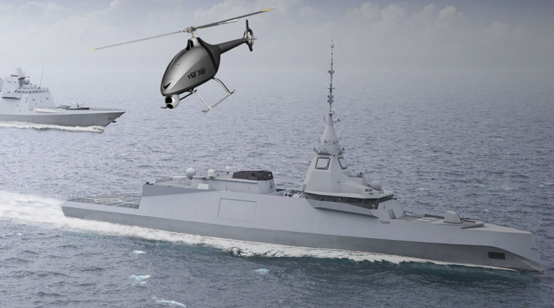Naval Group and Airbus Helicopters awarded contract for technology development in the field of rotary-wing drones