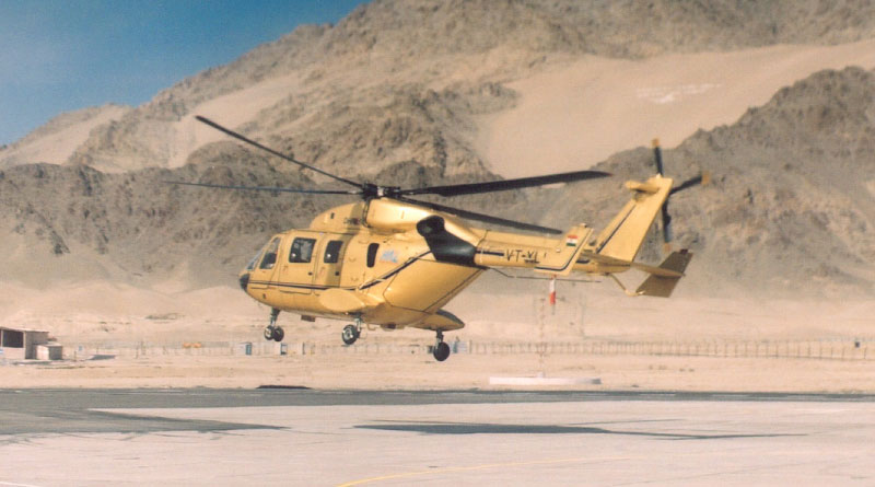 HAL Invites Indian Partner for Licence Manufacturing of ALH Civil