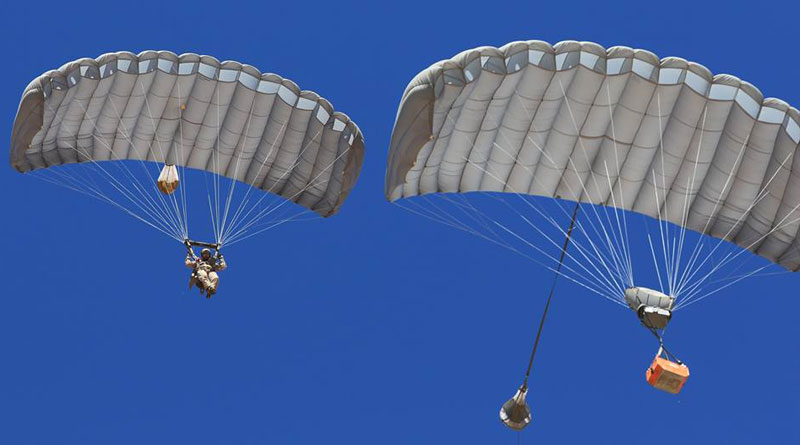 Airborne Systems to Equip US Marine Corps with Enhanced Parachute System