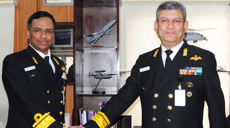 Rear Admiral Mukul Asthana Appointed Assistant Chief of Naval Staff (Air)