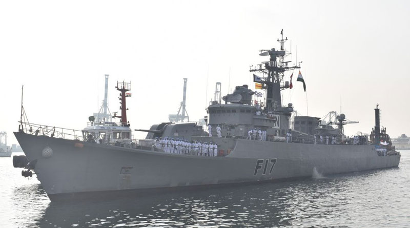 Bangladesh Naval Ships visit Chennai
