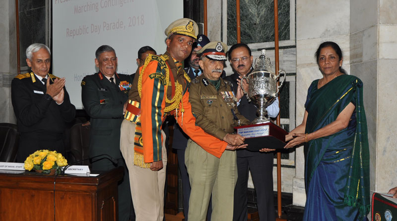 ITBP receives Best Marching Contingent Trophy for record sixth time