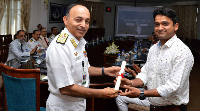 Indian Naval Placement Agency Launches New Placement Portal