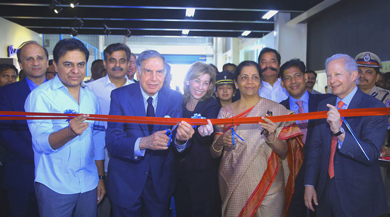 Tata Boeing Aerospace Inaugurates Apache Fuselage Facility in Hyderabad