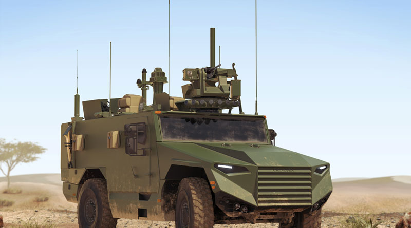 Nexter and Texelis Win the Lightweight VBMR Contract