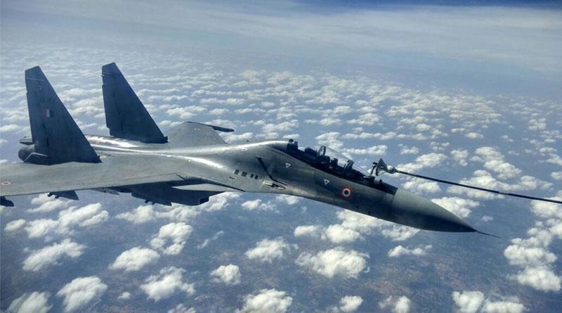IAF Conducted Maritime Air Operations During Exercise Gaganshakti
