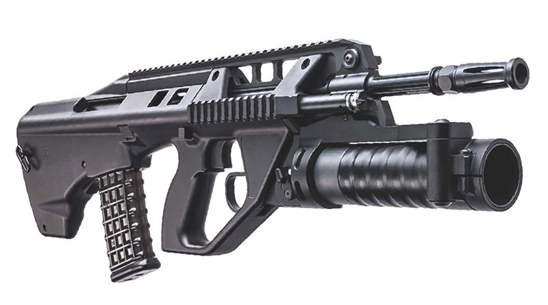 MKU and Thales Sign Two MoUs to Develop Optronic Devices and Close Quarter Battle Rifles for Indian Army